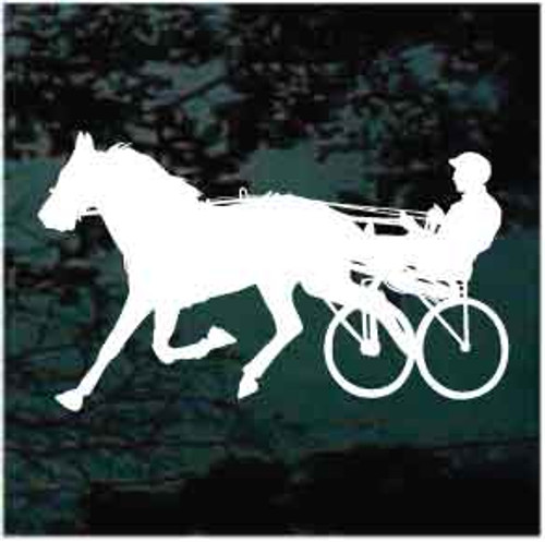 Extreme Harness Racing Decals