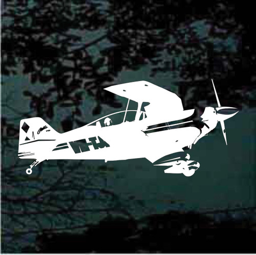 Pitts S2C Racer Solid Aircraft Decals