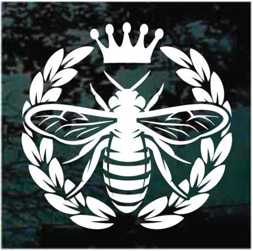 Queen Bee Decals