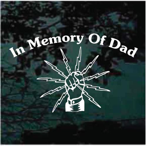 Dawn In Loving Memory Of Dad