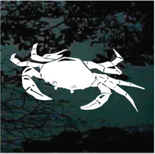 Realistic Soft Shell Crab Decals