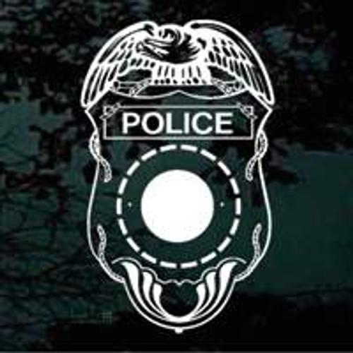 Police Badge 01