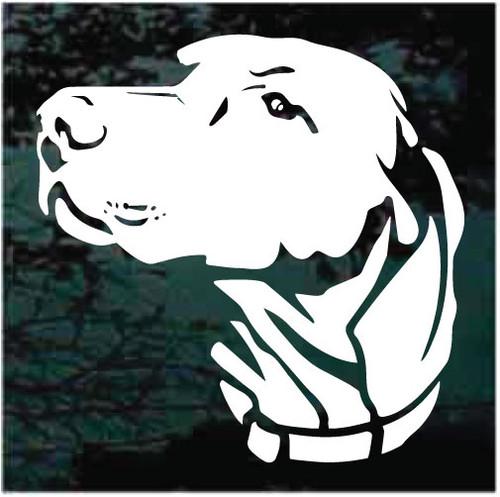Bird Dog Hound Decals