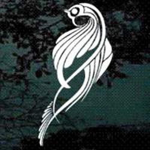Tribal Bird 04