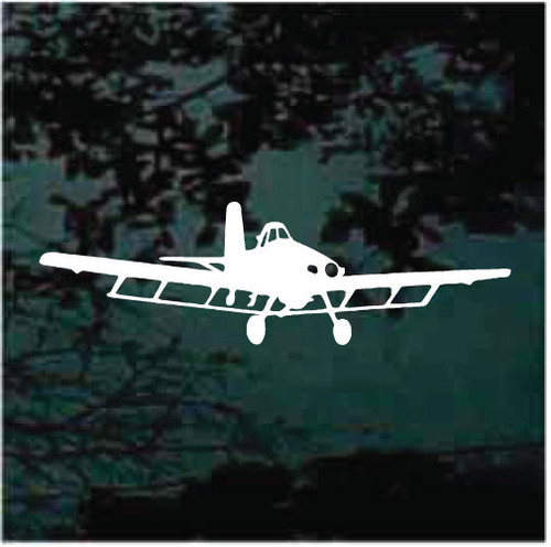 Air Tractor Crop Duster Decals
