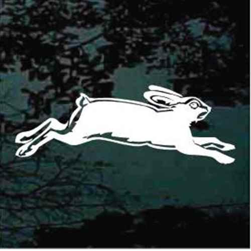 Detailed Running Rabbit