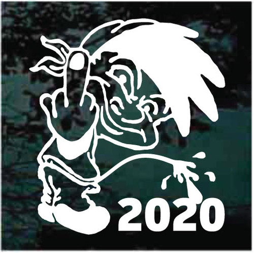 Piss On 2020 Decals