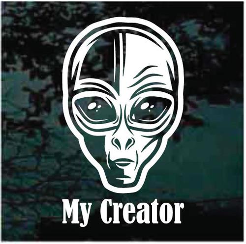 Alien Creator Custom Decals