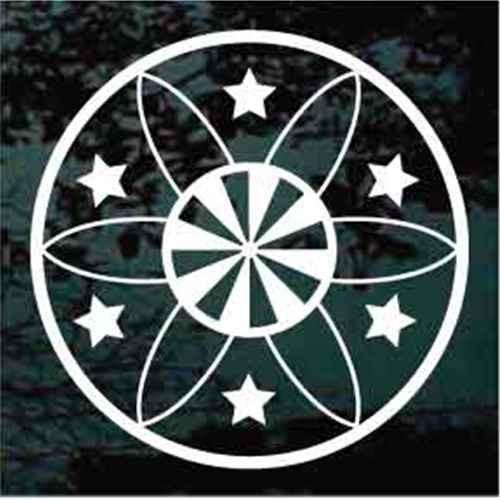 Stars Folk Barn Circle