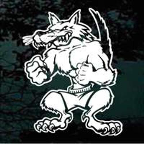 Wolf Cartoon 02