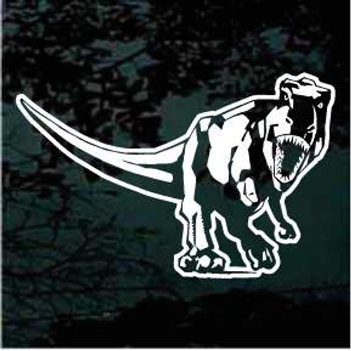 Detailed Tyrannosaurus Dinosaur