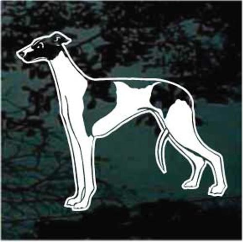 Greyhound 01 Window Decal