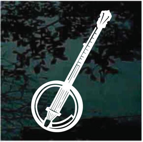 Banjo Decals