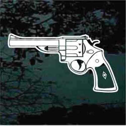 44 Magnum Gun