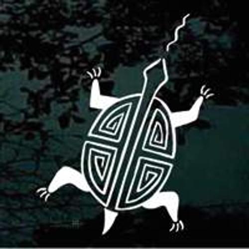 Petroglyph Turtle