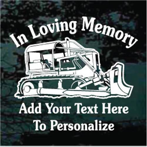 Bulldozer 01 Memorial