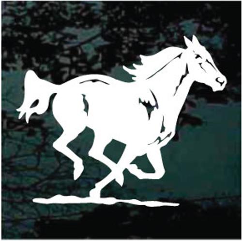 Running Horse 01