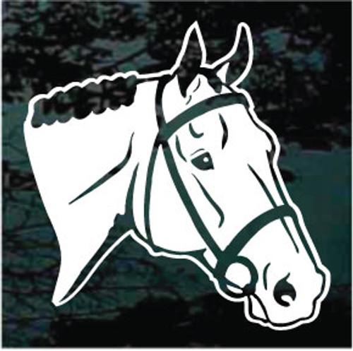 English Horse Head Solid