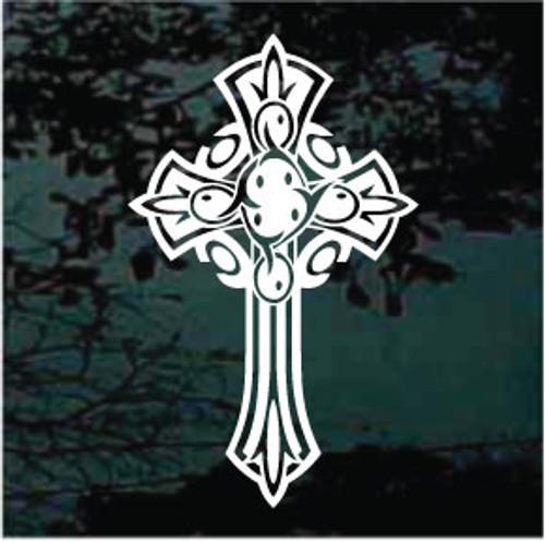 Tribal Cross 02
