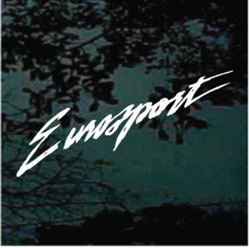 Eurosport Window Decals