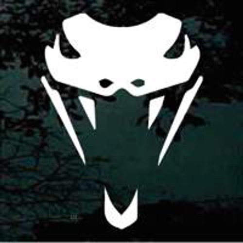 Awesome Cobra Head Decals