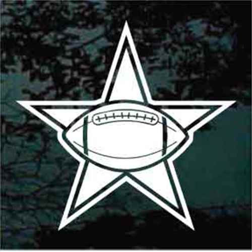 Football All Stars Decals