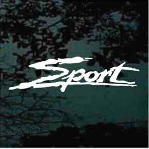 Rugged Sport Decals