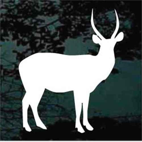 Solid Antelope Window Decals