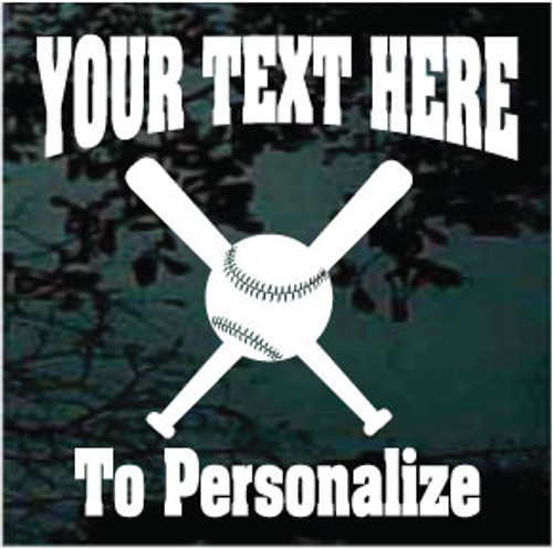 Softball & Bats 01 Rockwell Text
