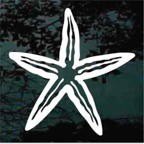 Realistic Starfish