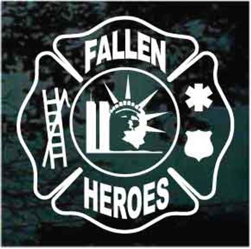 Fallen Heroes Decals
