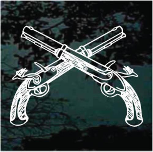 Guns Crossed 01