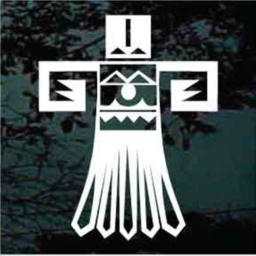 Detailed Thunderbird Symbol