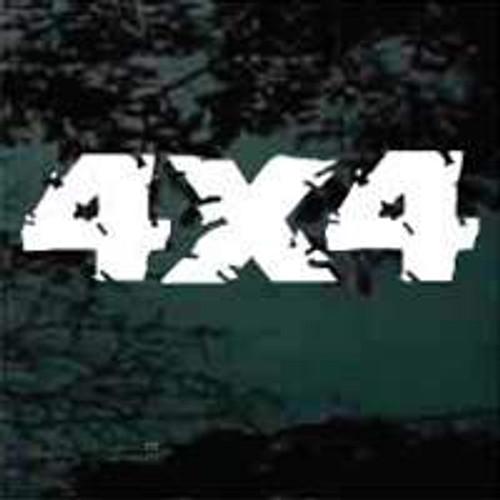 4x4 Truck Decals 08