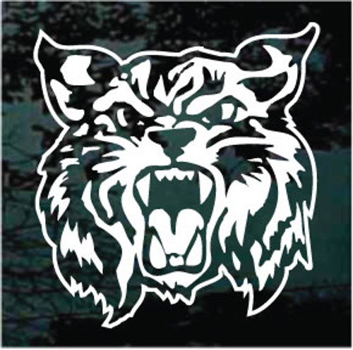 Wildcat Window Decals