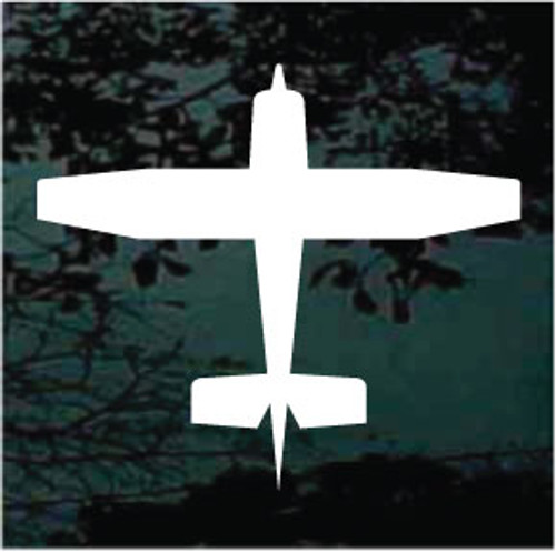 Airplane Silhouette 01