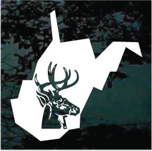 West Virginia State Deer Hunter