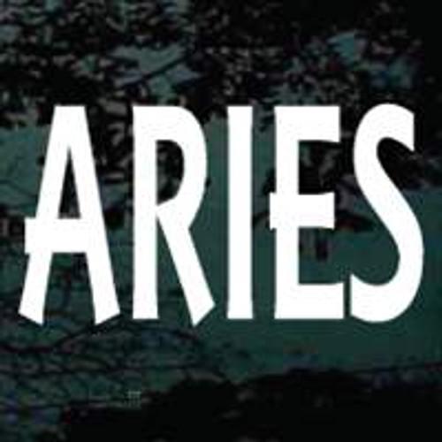 Aries Horoscope 01