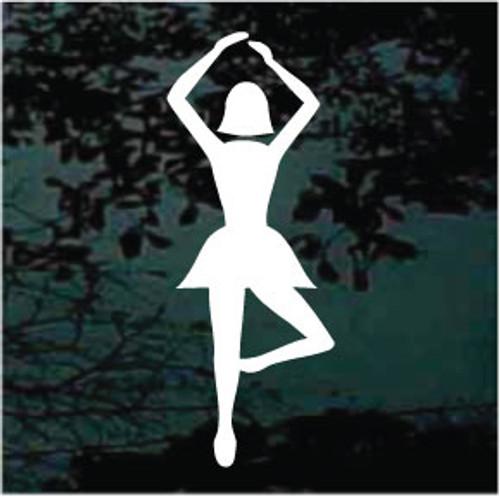 Ballet Symbol Decals