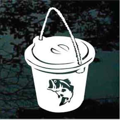 Bait Bucket Decals