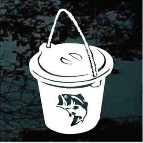 Bait Bucket Decals