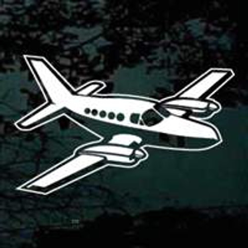Passenger Aircraft Window Decals