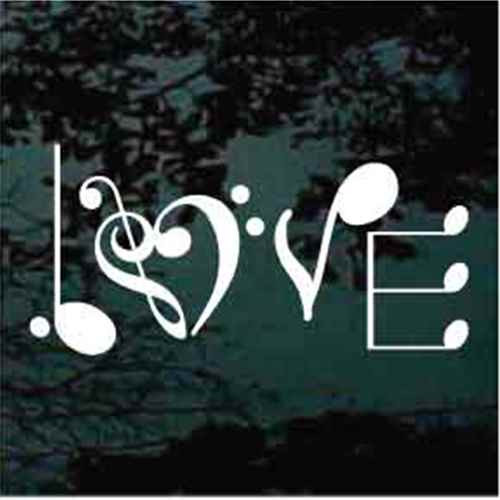 Music Notes Love