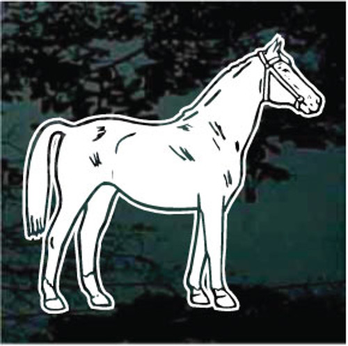 Anglo-Norman Horse Profile Decals