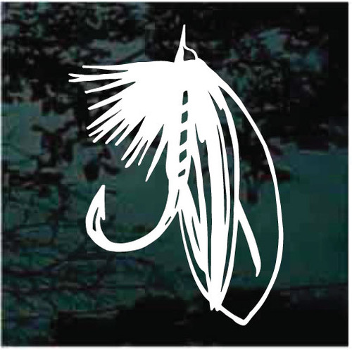 Fly Fishing Lure Decals