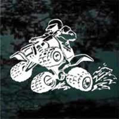 4 Wheeler Mud Ride Decals