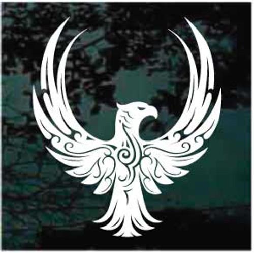 Eagle Tattoo Window Decals