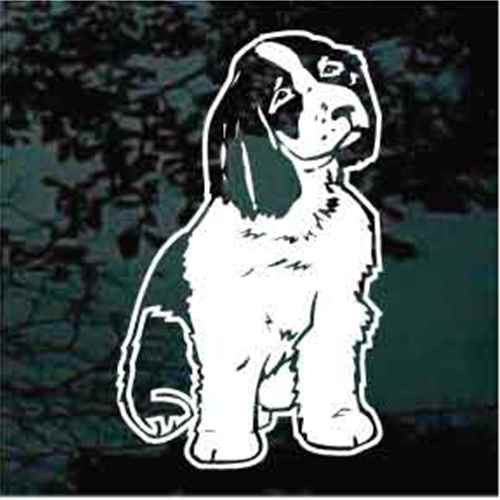 Cocker Spaniel Puppy Window Decal