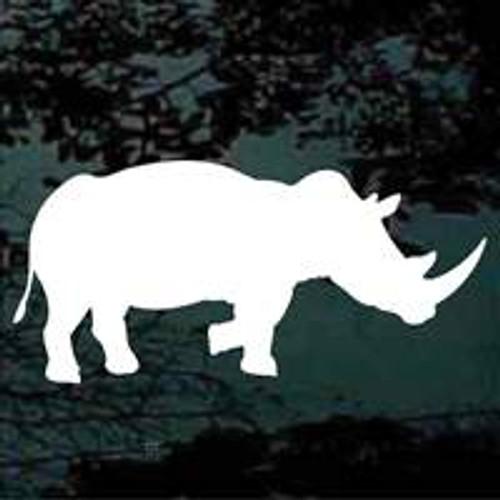 Solid Rhinoceros Decals