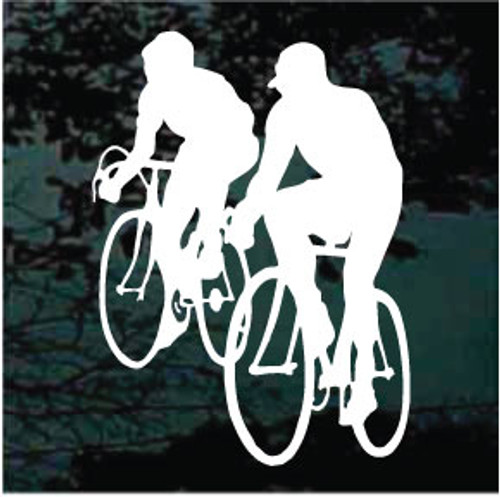 Cycling Silhouette 01